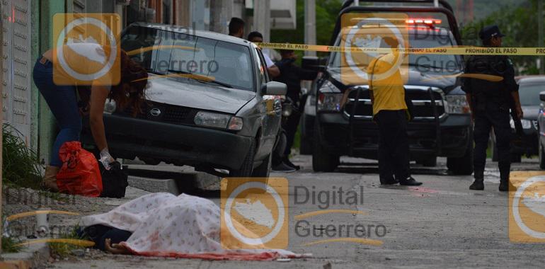 Ejecutan a un joven cerca del panteón nuevo, en Chilpancingo 1