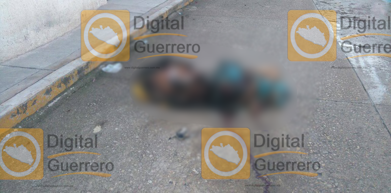dos hombres descuartizados y calcinados, en Chilapa de Álvarez