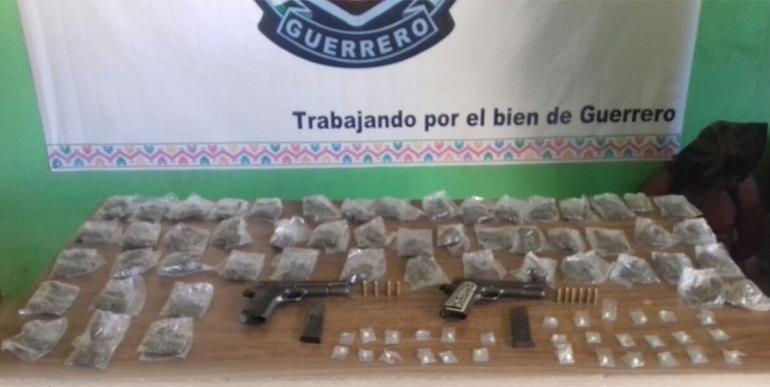 droga_armas_aseguradas_acapulco
