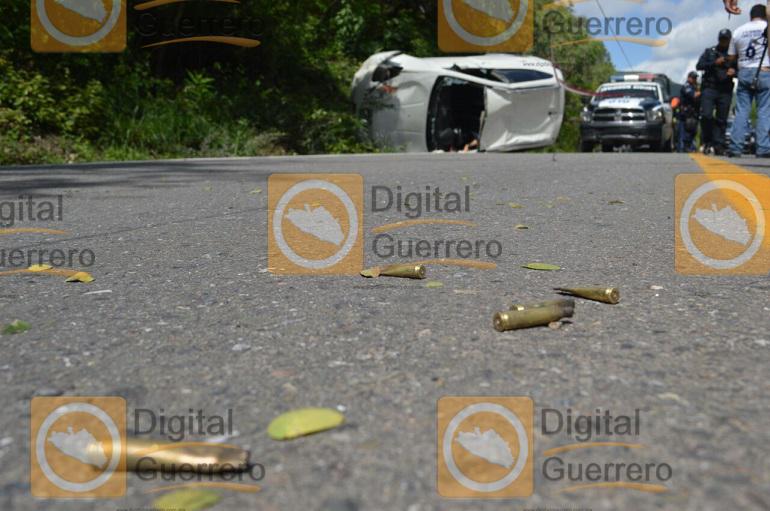 ejecutan a regidor de Chilapa 1
