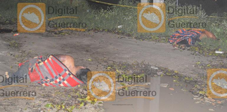 Chilpancingo Localizan a dos hombres ejecutados en la colonia Lomas Verdes 1