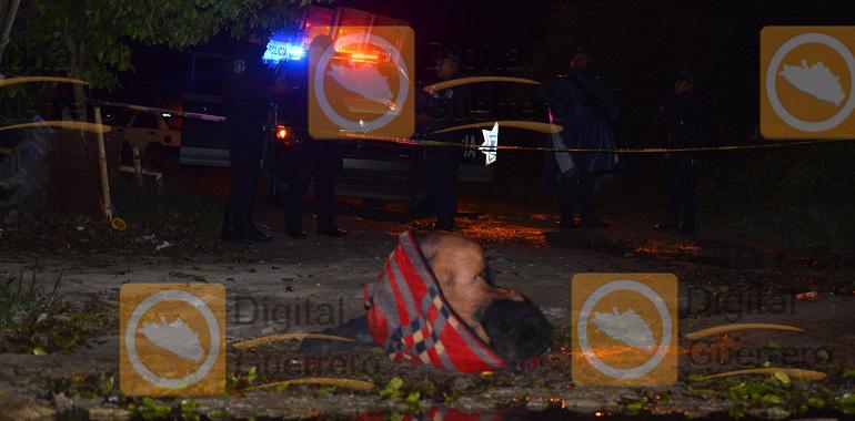 Chilpancingo Localizan a dos hombres ejecutados en la colonia Lomas Verdes