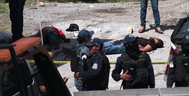 Cuatro muertos deja enfrentamiento entre grupos antagónicos en Tierra Caliente, Guerrero