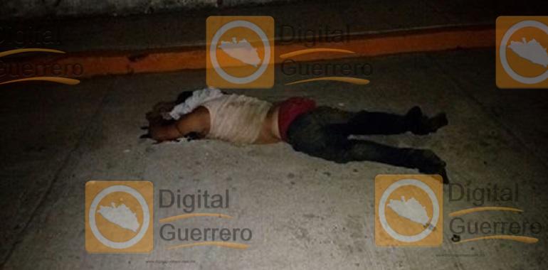 Ejecutan a dos hombres en Zihuatanejo, tras diversos ataques 1