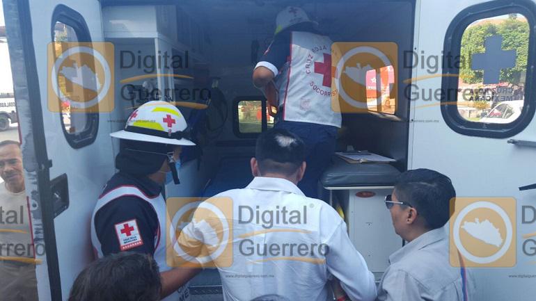 Huelga de Hambre, líder sindical de Chilpancingo 1