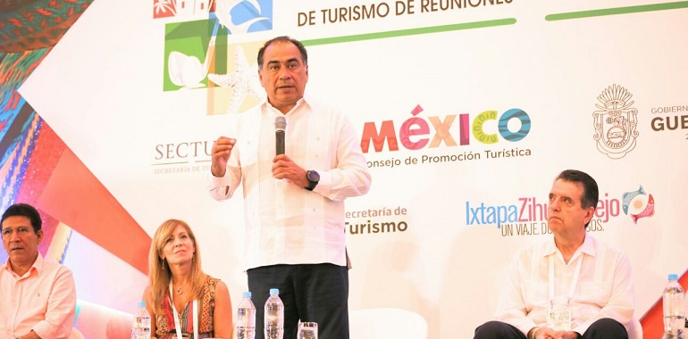 Ixtapa primer destino Turismo de Reuniones