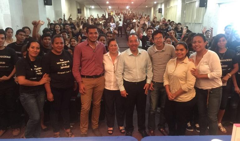 Llama Fermín Alvarado, a responder a las necesidades de los jóvenes