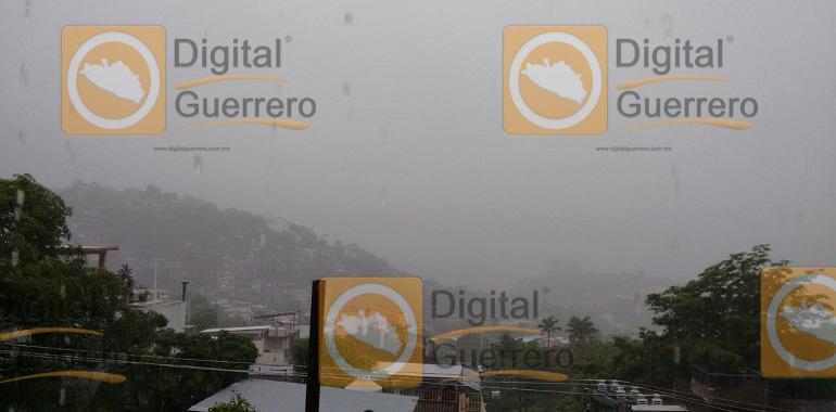 Lluvias provocan inundaciones en Guerrero 1