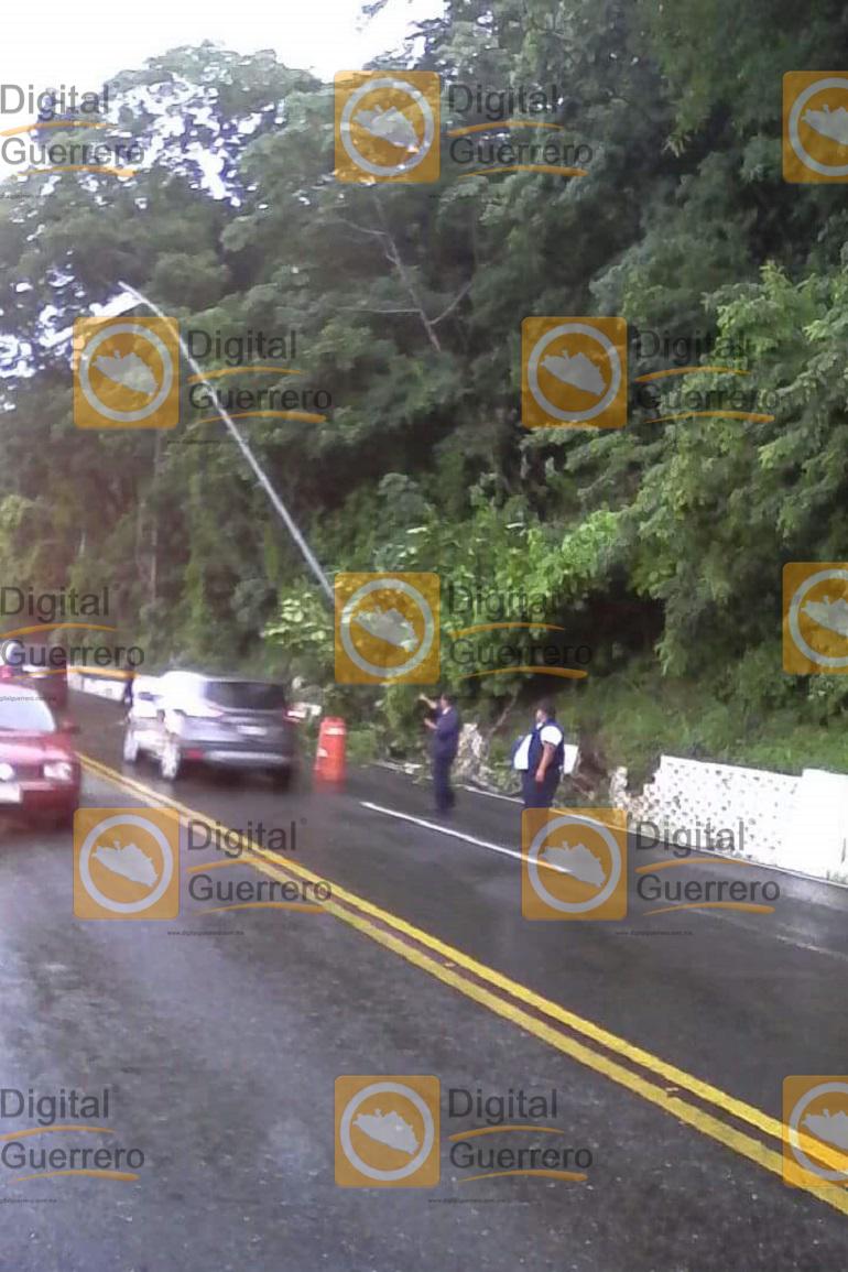 Lluvias provocan inundaciones en Guerrero 4