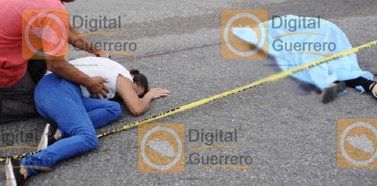 Muere una mujer de Guerrero y su bebé, en trágico choque en Sinaloa 1