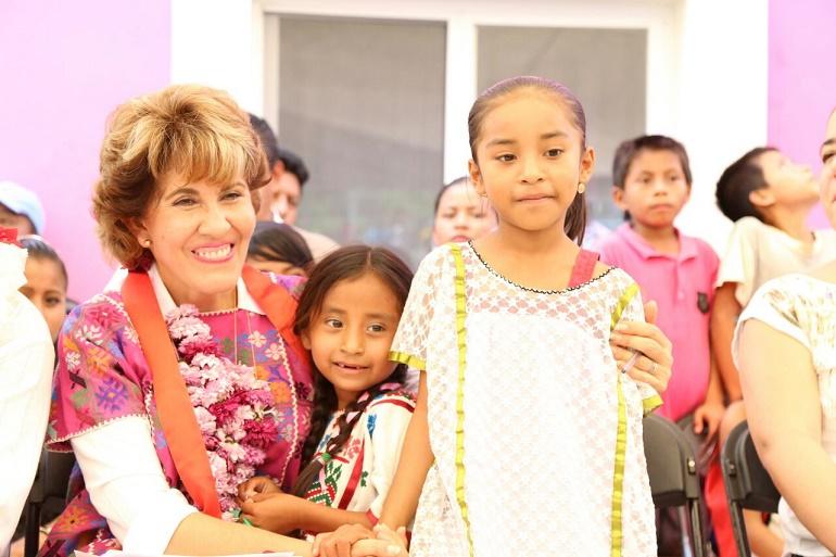 Niñas y niños de Ometepec se benefician con la Casa del Niño Indígena 1