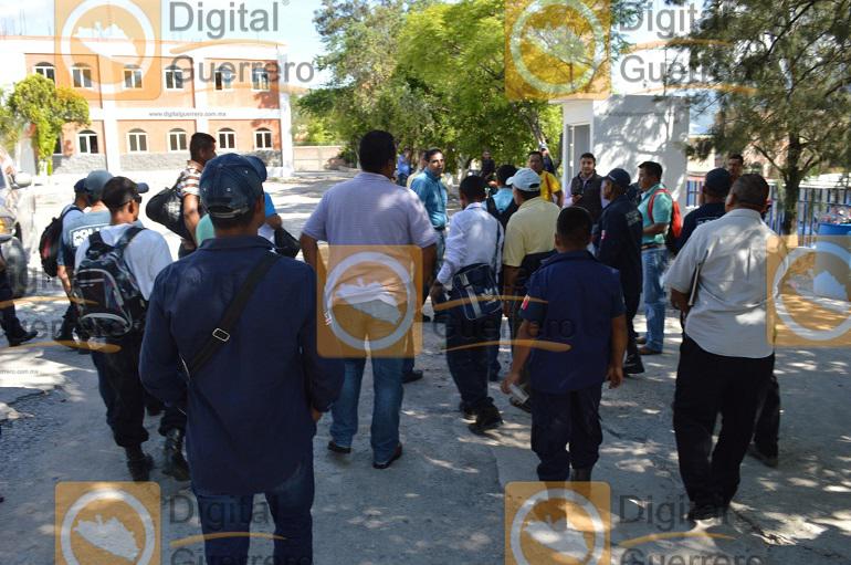 Sin armas y patrullas, Policías Rurales vigilan los pueblos de Chilpancingo 1