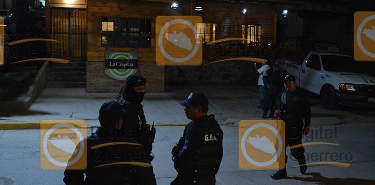 Un muerto y tres heridos deja asalto en Chilpancingo