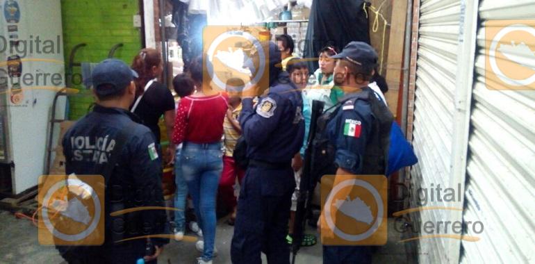 ataque armado en el mercado de Chilpancingo 2