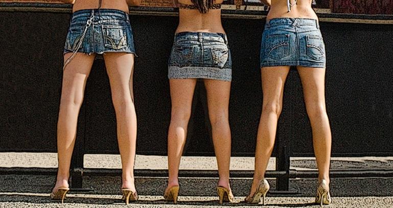 mini-faldas_india