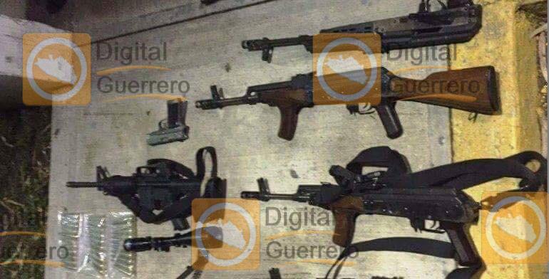 ejercito-mexicano-decomisa-armamento-en-tierra-caliente-guerrero