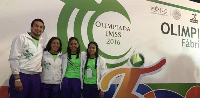 imss-guerrero-obtuvo-12-medallas-en-el-festival-de-medallistas-olimpicos-2016