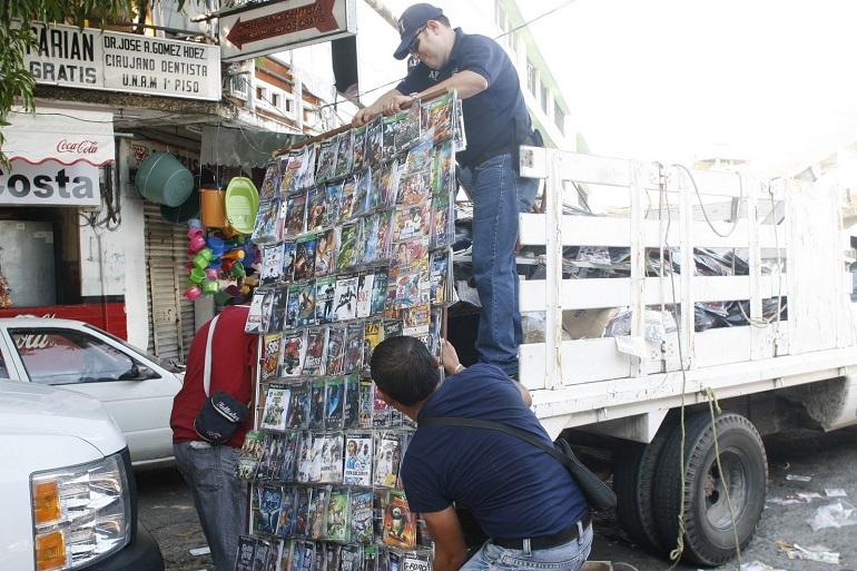 aseguramiento_discos_piratas_acapulco_pgr_tepito