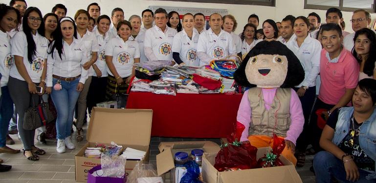campaña_donacion_utiles_escolares_uagro