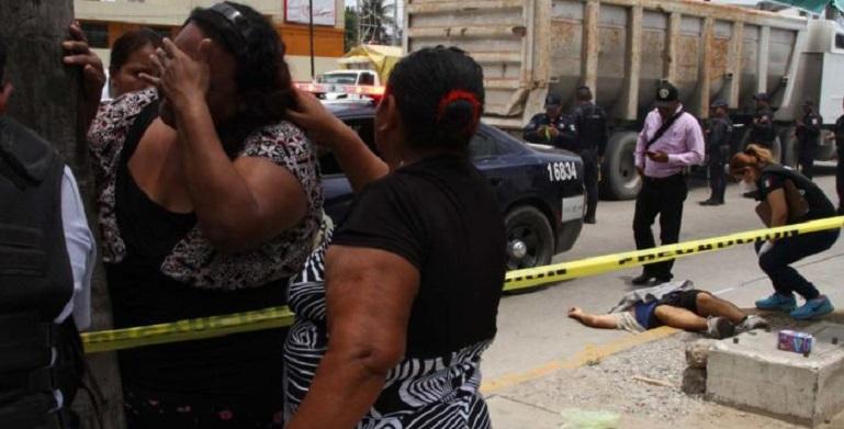 Violencia en Acapulco