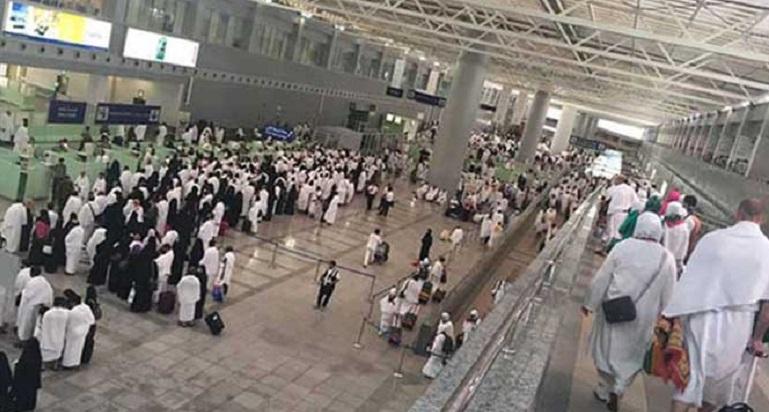 Aeropuerto Jeddah, en Arabia Saudita