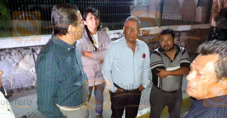 Detienen a dirigente de la Asamblea Popular de los Pueblos de Guerrero