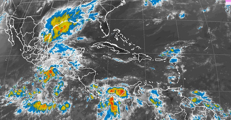 Pronóstico del clima para hoy lunes 29 de mayo de 2017