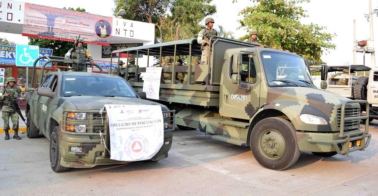 Para evitar pánico en Oaxaca, cancelan el simulacro por sismo del 85
