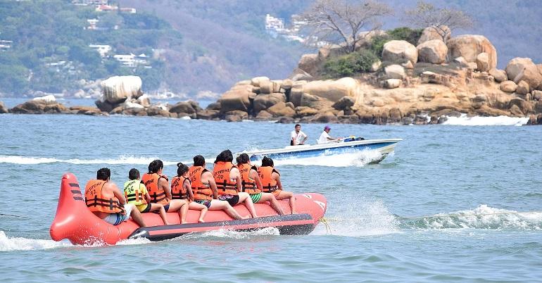 Visitaron Guerrero 166 mil 607 turistas