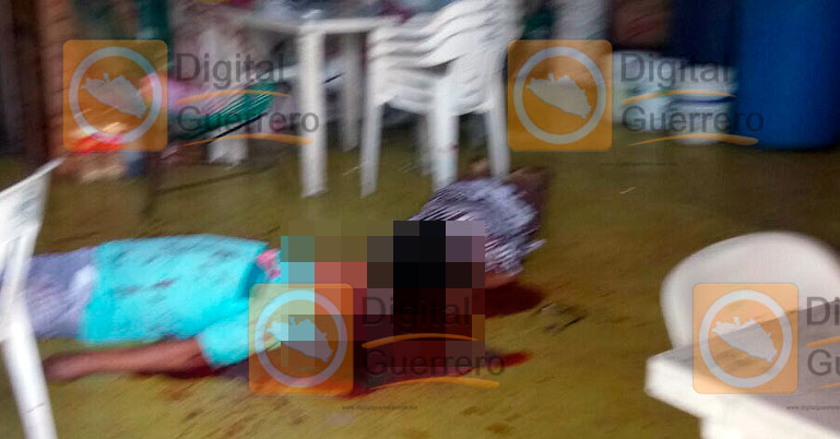 Balean bar en Acapulco y asesinan a tres personas