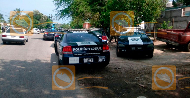 Autoridades investigan homicidio de seis personas en zona rural de Acapulco