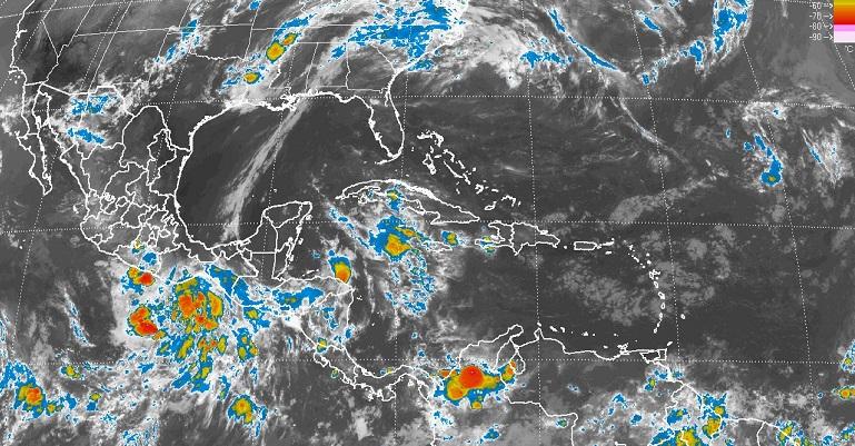 Se forma depresión tropical en el Pacífico; generará lluvias en Michoacán