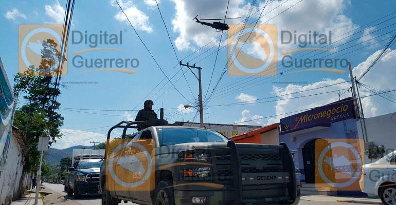 Se investigará asesinato de líder de Morena en Tixtla: Astudillo