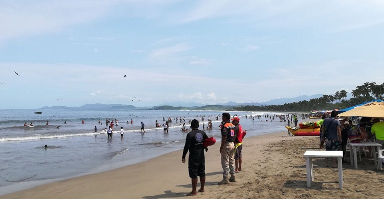 Muere otro turista por Mar de Fondo informó Protección Civil — Acapulco