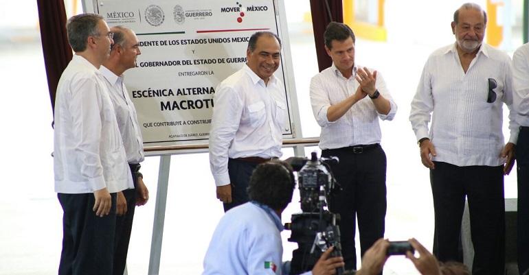 México, destino confiable donde inversiones tienen oportunidad de crecer: Peña Nieto