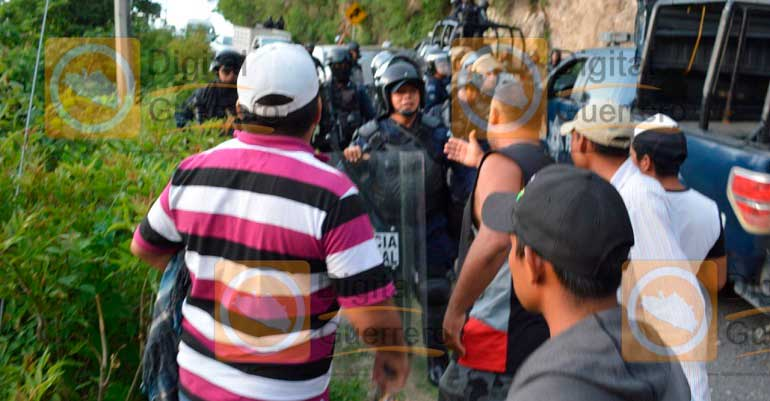 Destruye Policía Federal nueve plantíos de amapola en Guerrero