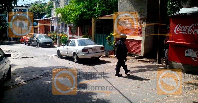 Masculino desaparecido es encontrado encajuelado en un Taxi en Acapulco