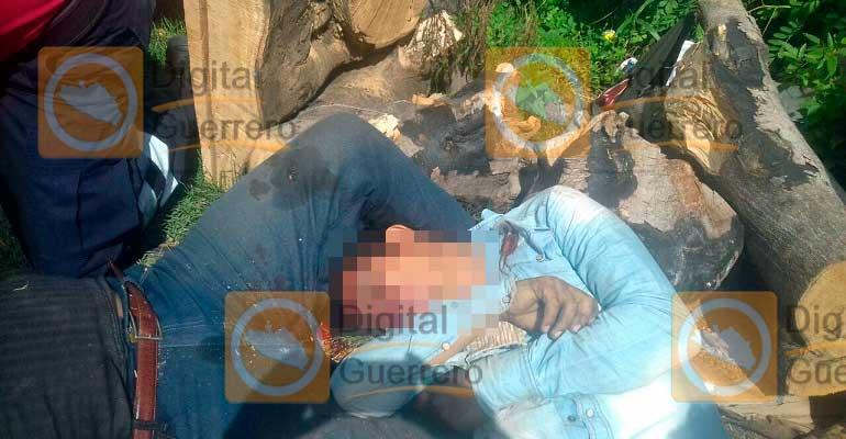 Matan a cinco en taller mecánico cerca de Taxco
