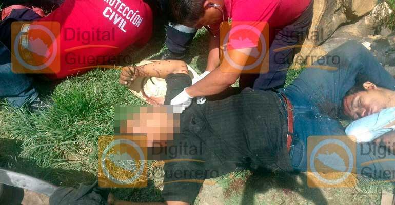 Ataque en Taxco deja cinco muertos