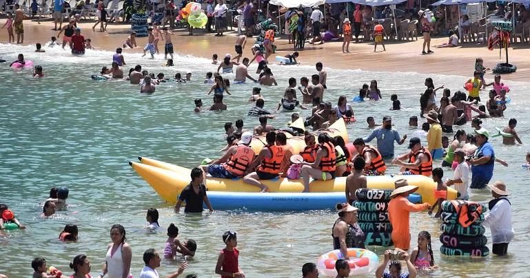 Cierra Acapulco con 61.6 ocupación hotelera