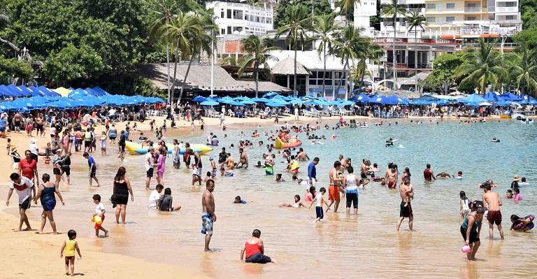 Verano apenas superó el 50% de ocupación hotelera en Guerrero