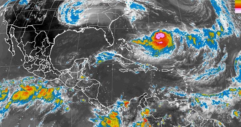 Prevén tormentas en Chiapas y Oaxaca