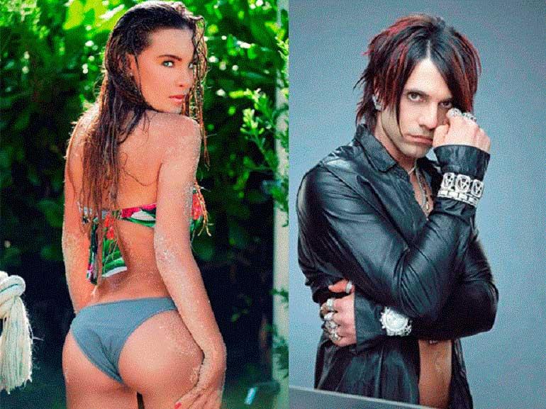 Se acabó el amor entre el ilusionista Chris Angel y Belinda