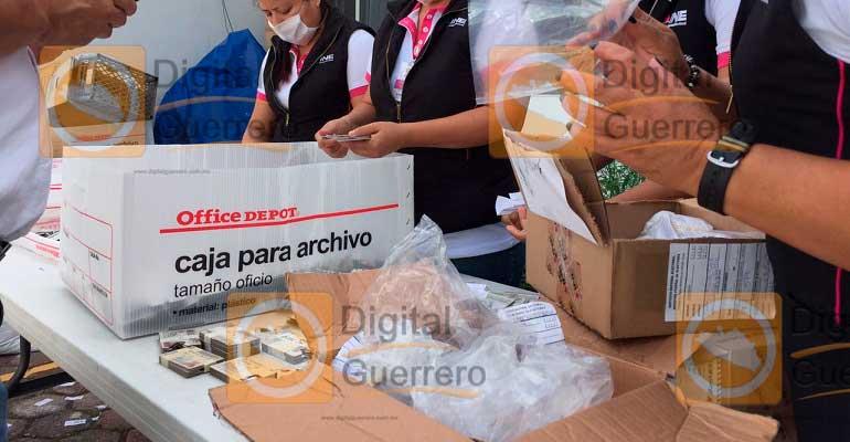 INE repondrá credenciales a población afectada por sismo