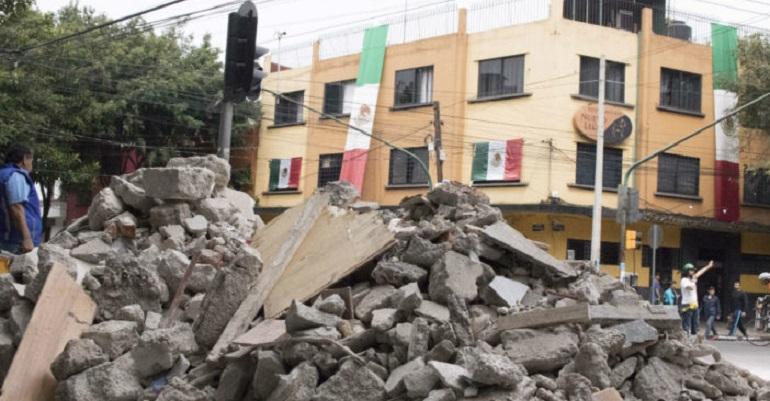 En riesgo de colapso mil 500 edificios de la CDMX