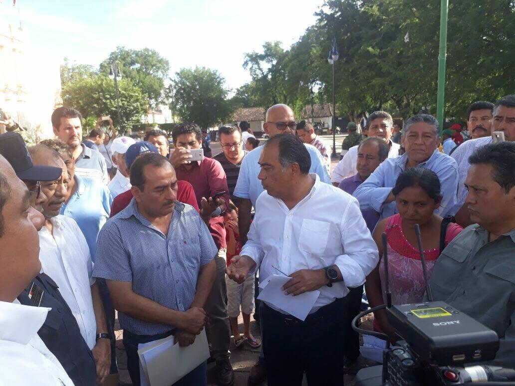 Vigilan zona de inestabilidad en el Pacífico Mexicano