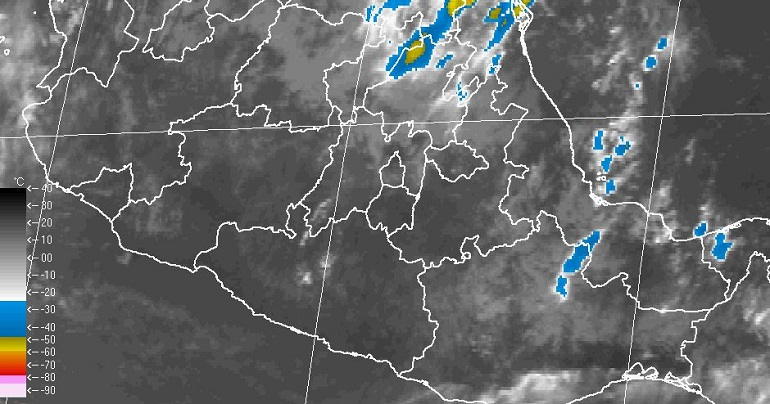 Remanentes de 'Ramón' provocarán lluvias en Jalisco y Nayarit
