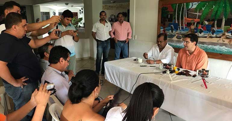 Debe INE ampliar plazo para recabar firmas: Ríos Piter