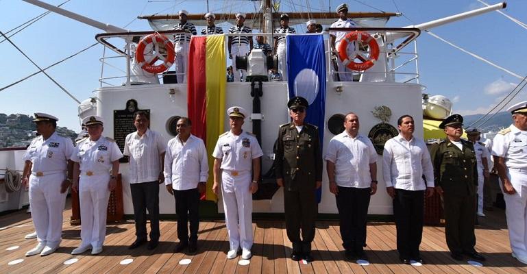 Impotencia y tristeza por cadete acapulqueña: secretario de Marina