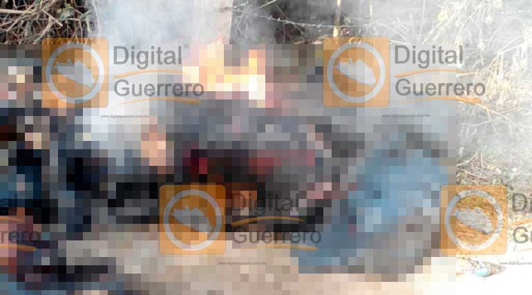 Hallan 8 bolsas con 5 cuerpos en Chilapa